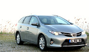 Uzun Boylu Auris Touring Sports