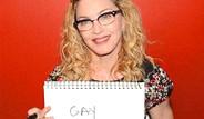 Madonna Eşcinsel Hayranlarını Kızdırdı