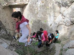 Hisarcık Myo Öğrencileri Doğa Yürüyüşüne Katıldı