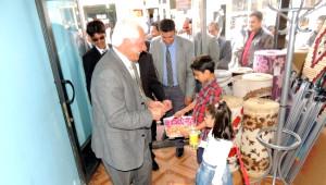 Eleşkirt'te İlk Muhtarlık Ofisi Açıldı