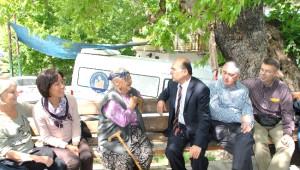 Emeklilerin Köyüne Gençlik Aşısı