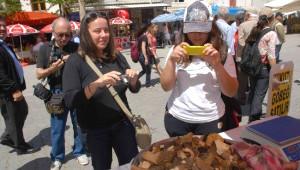Kuzugöbeği Mantar Festivali Üzümlü'ye Canlılık Getirdi