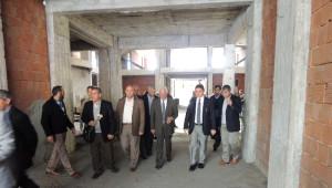 Eleşkirt Belediyesi Çarşı Merkezine Taşınıyor