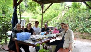 Türk Müziği Derneği Üyeleri Piknikte Kendilerine Konser Verdi