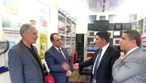 AK Parti Ağrı Milletvekili Çelebi'nin Patnos İlçesindeki Ziyaretleri