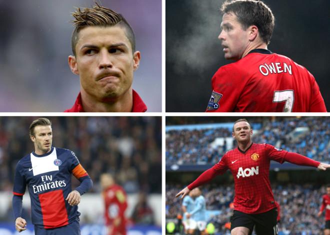 Futbol Yıldızlarının Çocukluk Fotoğrafları