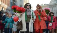 Moskova'da 1 Mayıs Emek ve Dayanışma Bayramı
