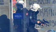 Okmeydanı ve Beşiktaş'ta Eylemcilere Müdahale