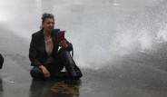 Ankara'da 'Çantalı Kadın' Eylemi