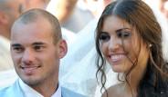 Sneijder'in Eşi Yolanthe Cabau Türkiye'den Kopamıyor