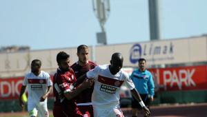 Medical Park Antalyaspor: 1– Elazığspor: 0 (İlk Yarı)