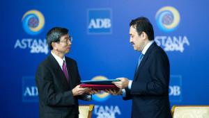 Kazakistan, Asya Kalkınma Bankası Donörü Oldu