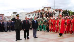 Serhat Şehri Edirne'nin Fethinin 653'üncü Yıldönümü Kutlandı