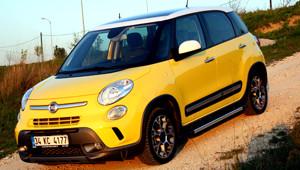 Fiat 500L İle Gözler Hep Üzerinizde