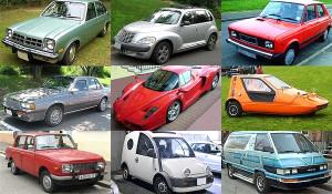 Dünyanın En Tuhaf Otomobillerini Gördünüz Mü?