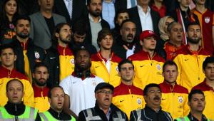 Eskişehirspor: 0 - Galatasaray: 0 (İlk Yarı)