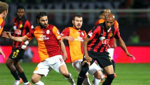 Eskişehirspor: 0 - Galatasaray: 1