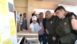 Kula'da Bilim Fuarı Açıldı