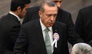 Feyzioğlu'na Kızan Erdoğan Salonu Terk Etti