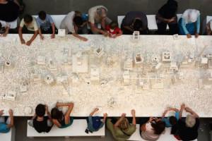 150,000 Lego'dan Yeni Bir Şehir İnşa Ettiler