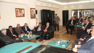 CHP Milletvekili Işık'tan Başkan Başsoy'a Ziyaret