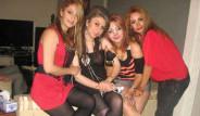 Facebook'un İranlı Kızları