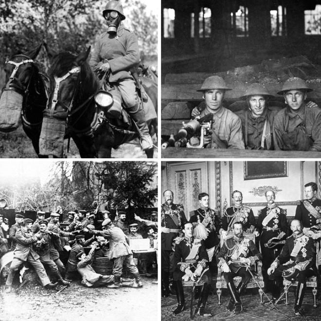 Tarihi Aydınlatan Fotoğraflar