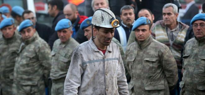 Soma'daki Maden Ocağında Acı Bekleyiş