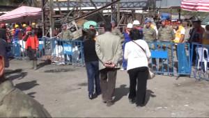 CHP'li Vekiller Tarhan ve Pavey Soma'yı Ziyaret Etti