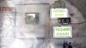 Soma Madenindeki Yaşam Odaları
