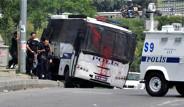 Okmeydanı'nda 20 Polisin Silahına El Konuldu