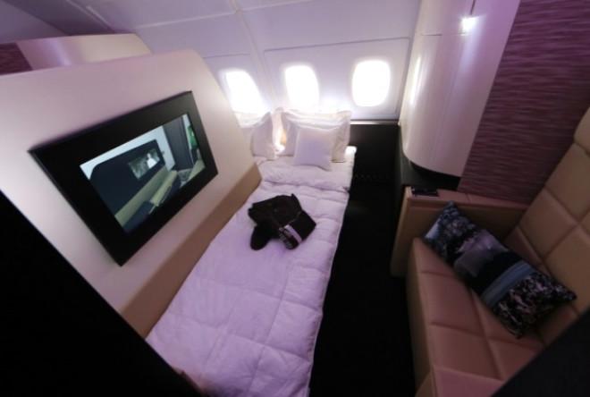 Otel Odası Gibi Uçak Tasarladılar