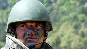 Komandolar Kanyondaki Eğitimde Nefes Kesti
