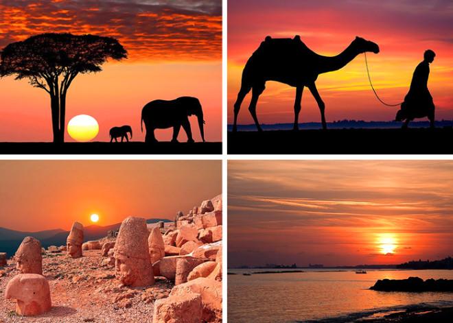 Gün Batımının En Güzel İzleneceği 12 Yer