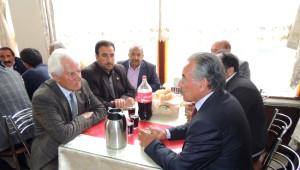 Başkan Sarı, AK Parti İçin Muhtarlardan Destek İstedi