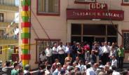 Çocukları Dağa Çıkan Aileler, BDP İl Binasını Bastı