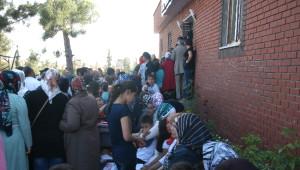 Kilis'te Nihat Hatipoğlu İzdihamı