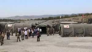 Türkiye'nin İlk Seyyar Hastanesi