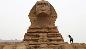 Çinliler, Dünyadaki Tarihi Eserlerin Kopyasını Yaptı