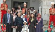 Vali Yardımcısı Oğluna Osmanlı Usulü Sünnet Mevlidi Yaptı