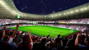 Türkiye'nin En Modern Stadyumu