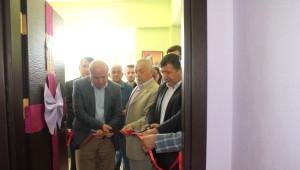 Karapınar Güpgüpoğlu Lisesi Kütüphane Açılışını Gerçekleştirdi