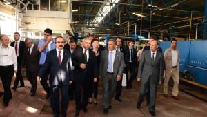 Tataristan Cumhurbaşkanı Minnihanov Adana'da