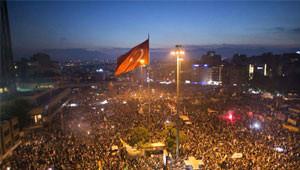 Geçen Sene Gezi Parkı'nda Neler Yaşanmıştı?