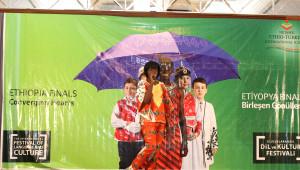 Etiyopya Yöneticileri Kültür Festivali Öğrencilerini Kabul Etti