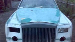 Hurda Arabayı Son Model Hale Getirdi