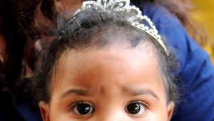 Senegal'in Türk Prensesi Aminata Deniz'in 1. Yaş Günü Kutlandı
