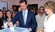 Suriye Halkı Devlet Başkanını Seçiyor
