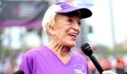 91 Yaşında Maraton Rekoru Kırdı