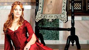 Muhteşem Yüzyıl'ın Sinema Filminde Meryem Uzerli Oynayacak
